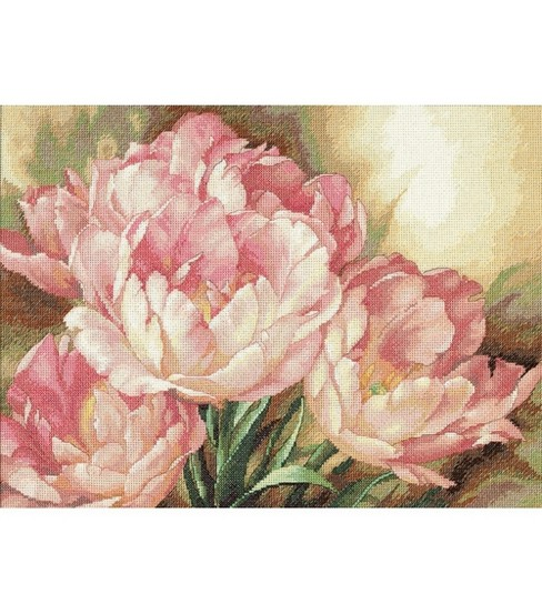 Dimensions Gold Collection Counted Cross Stitch Kit Tulip Trio