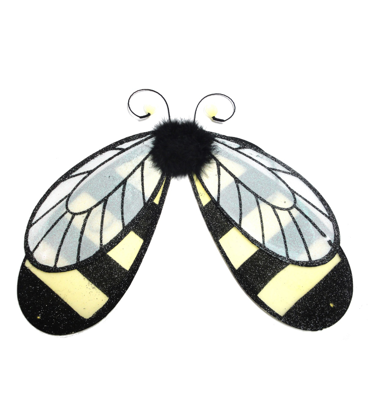 Maker\u0027s Halloween Wings-Bumblebee
