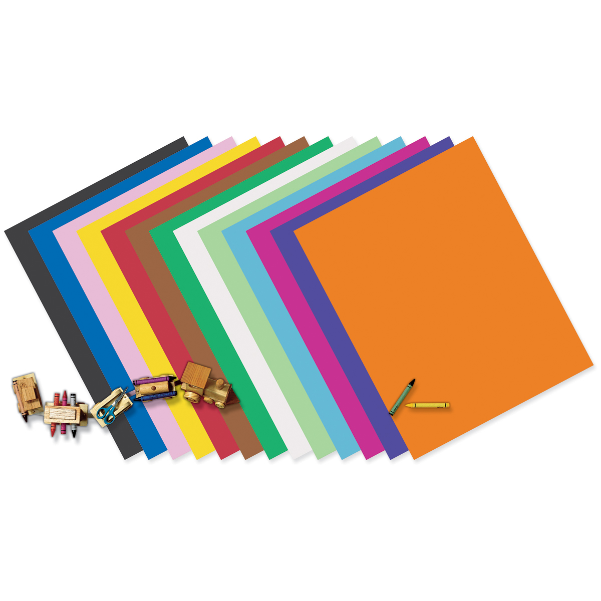Pro Art 4-Ply Posterboard Assorted Colors