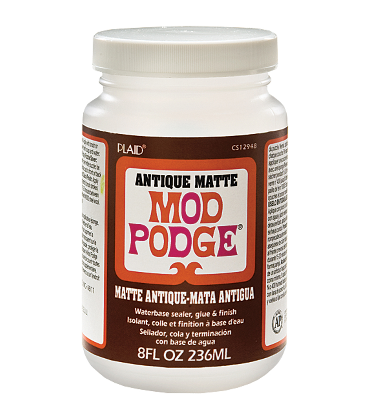 Mp Antique Matte 8Oz