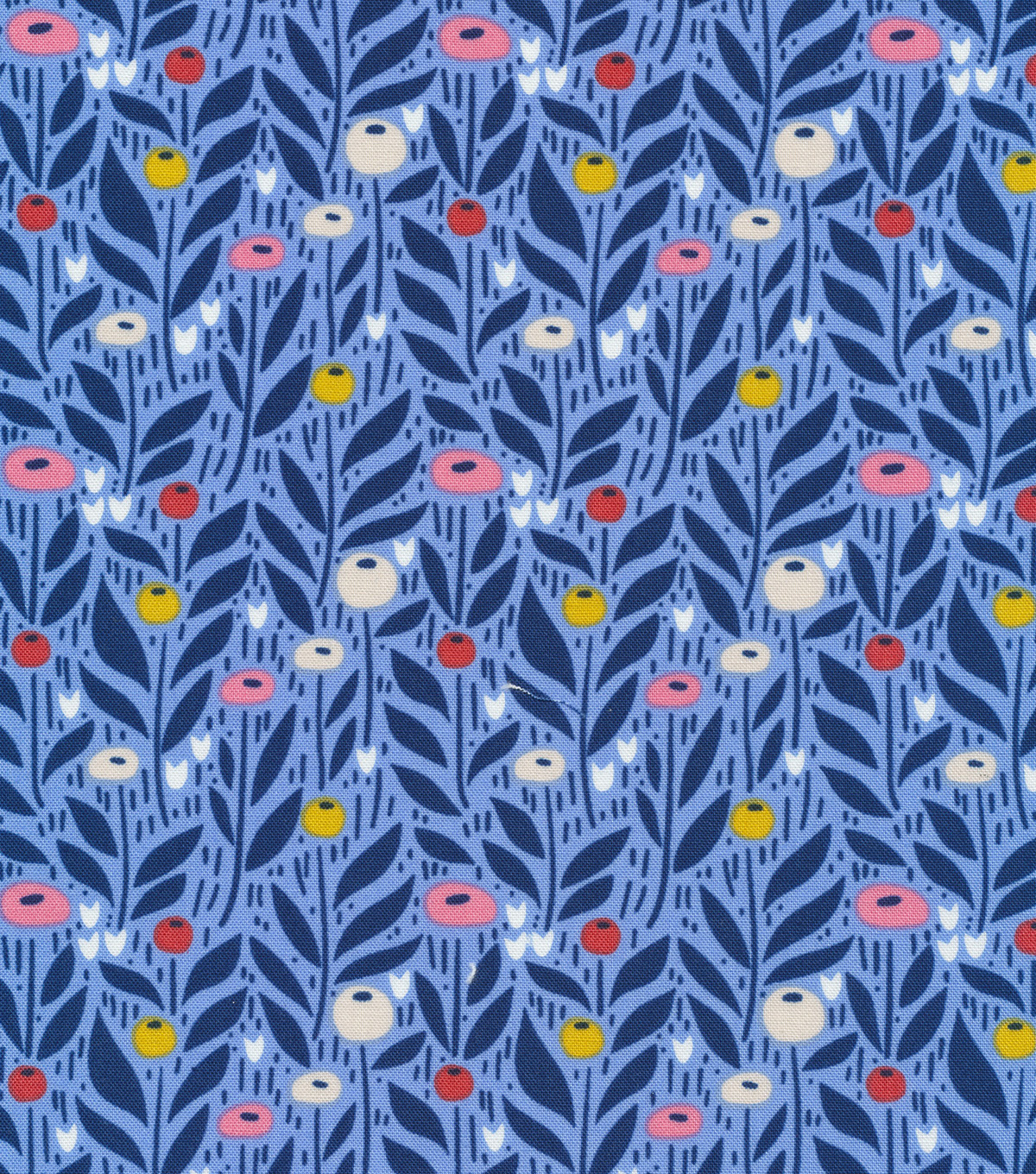 Cloud 9 Premium Quilt Cotton Fabric 44\u0027\u0027-Tulips