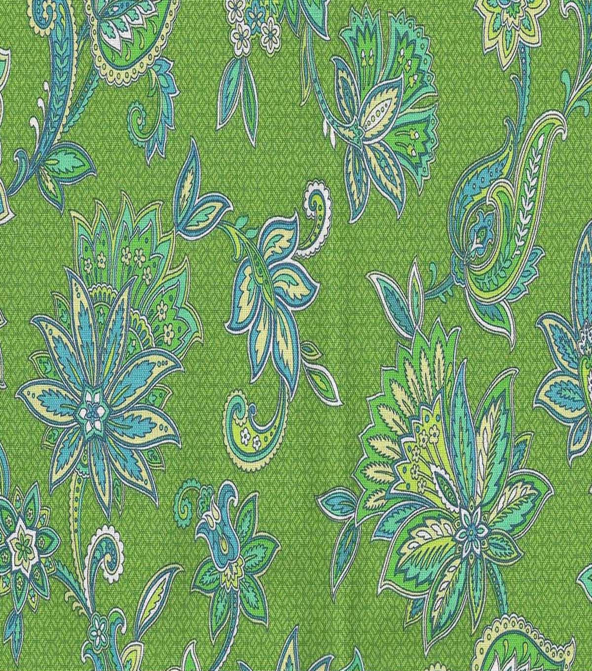 "Keepsake Calico™ Cotton Fabric 44""-Maundy Green"