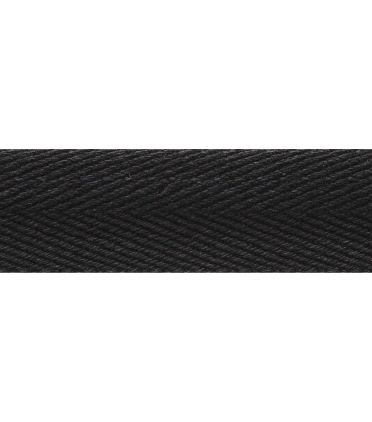 1\u0022 Twill Tape Black Apparel Trim