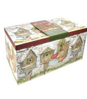 Maker\u0027s Holiday Large Ornament Organizer-Bird