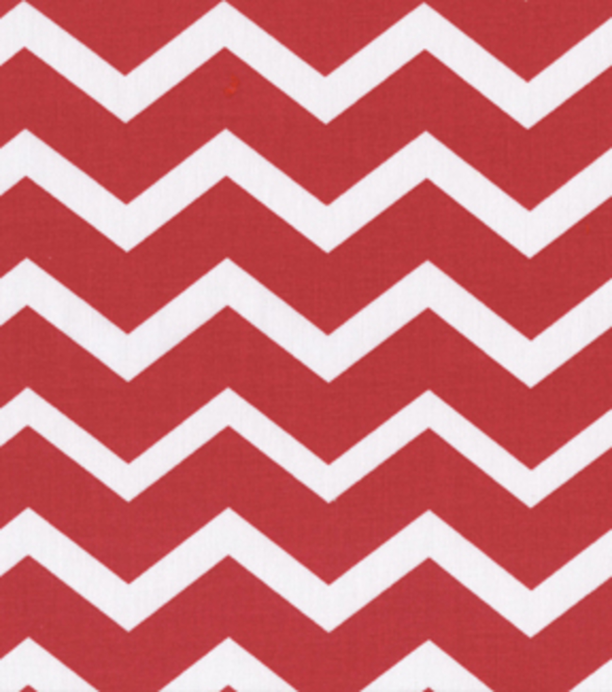Keepsake Calico™ Cotton Fabric 43\u0022-Red & White Chevron