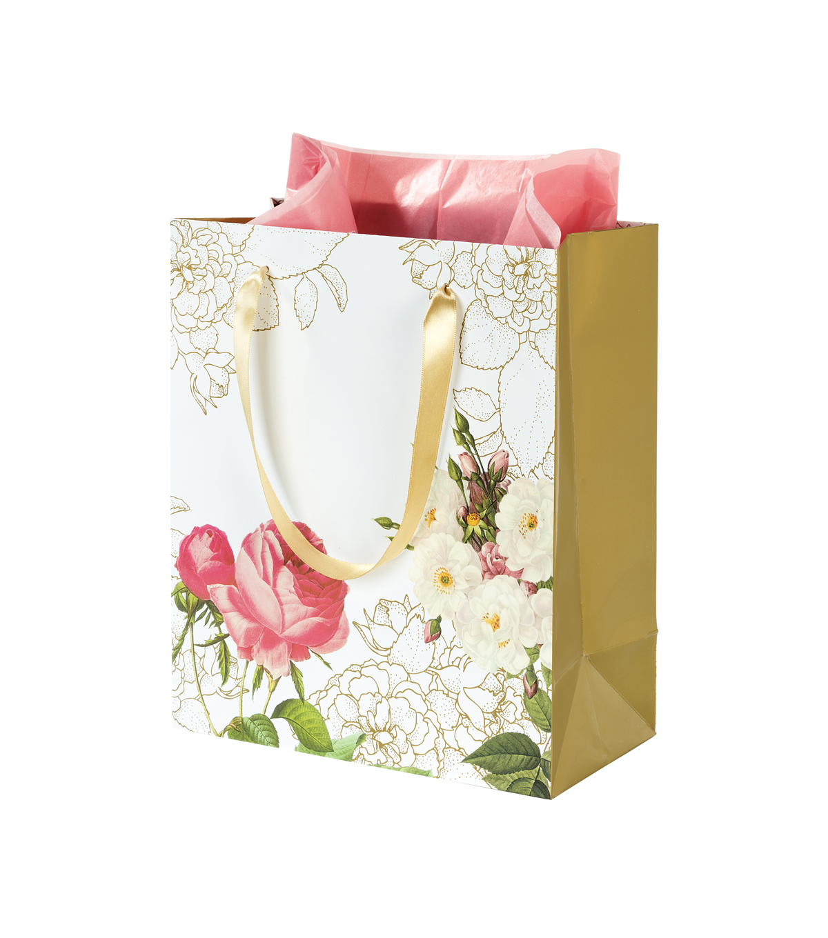 Blossom & Brogues Floral Gift Bag