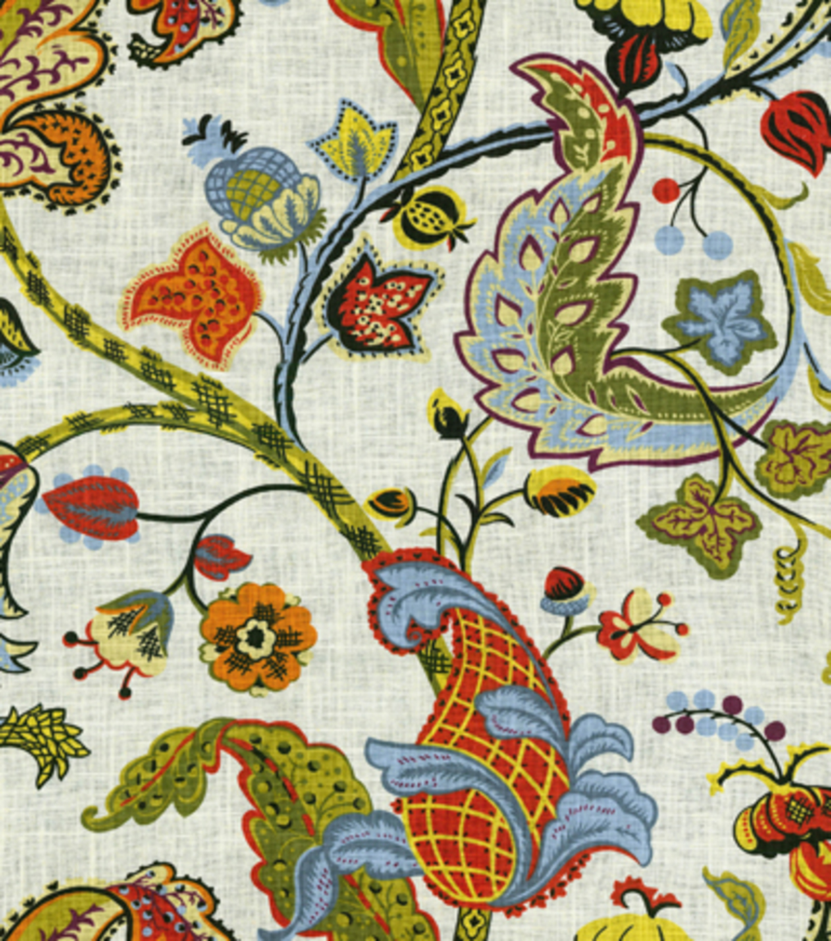 Covington Print Fabric 54\u0022-Wilmington