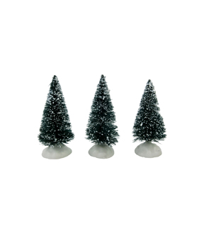 Maker\u0027s Holiday Christmas 3 Pack Mini Trees-Green