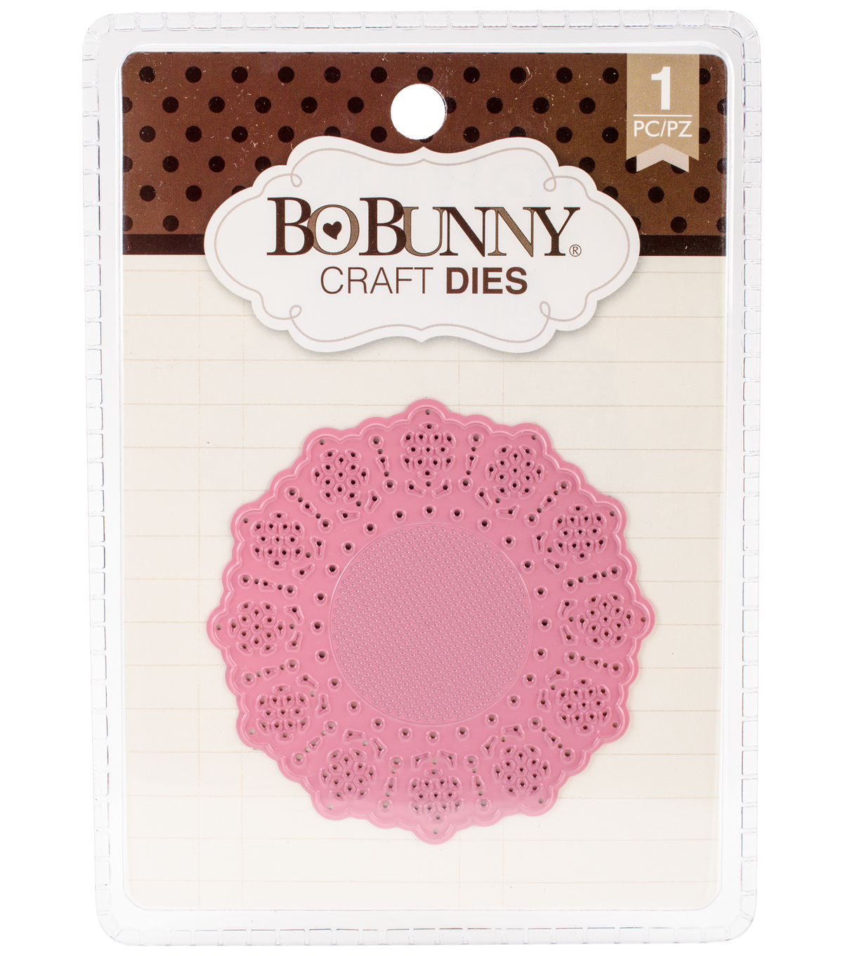 BoBunny Essentials Dies-Darling Doily