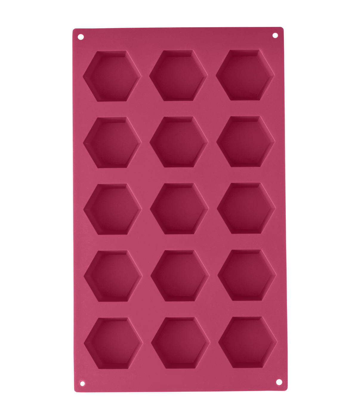 Wilton® Hexagon Silicone Candy Mold