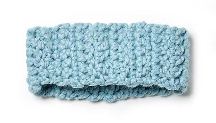 Kids' Crochet Earwarmer