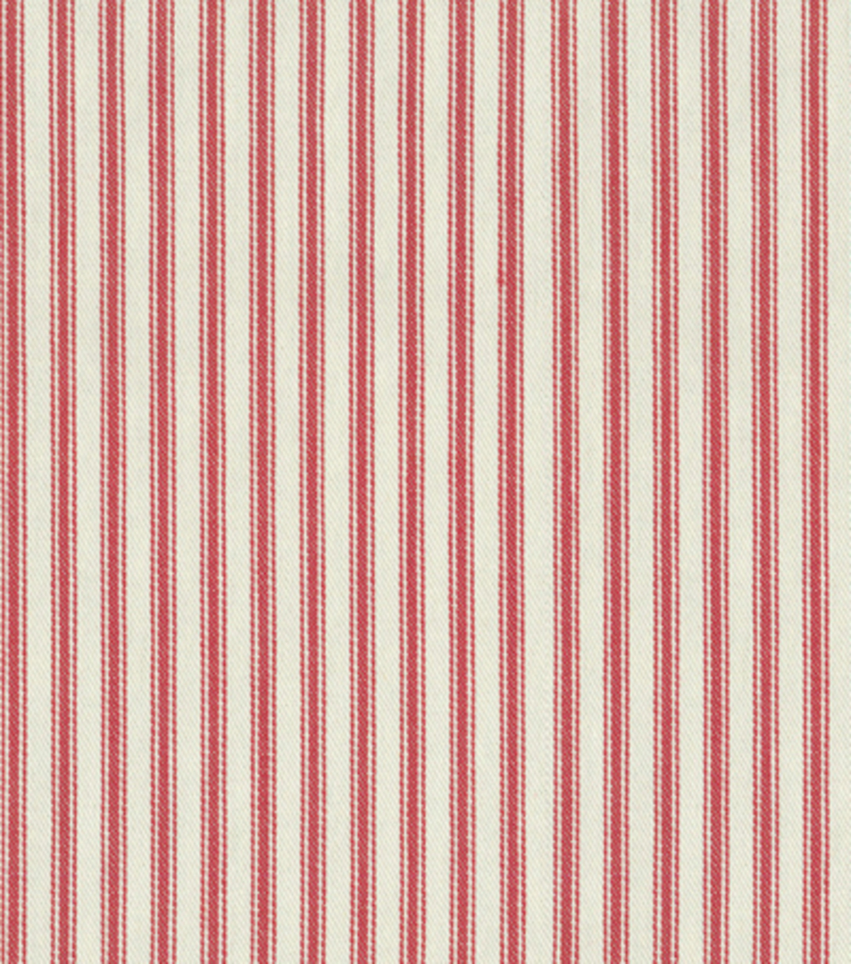 "Home Decor 8""x8"" Fabric Swatch-Upholstery-Waverly Classic Ticking/Americana"