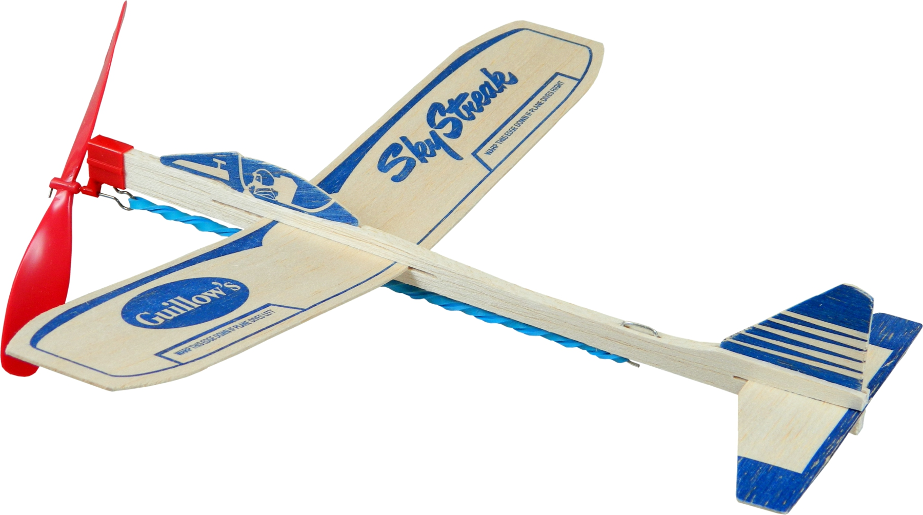 Darice® Guillow Sky Streak Balsa Wood Gliders