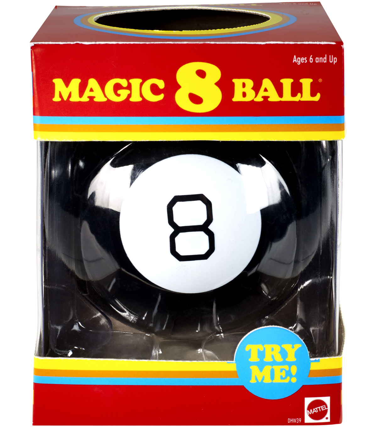 Mattel The Magic 8 Ball™ Novelty Toy