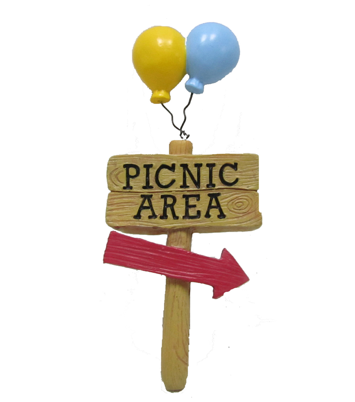 Bloom Room Littles Resin Picnic Area Pick