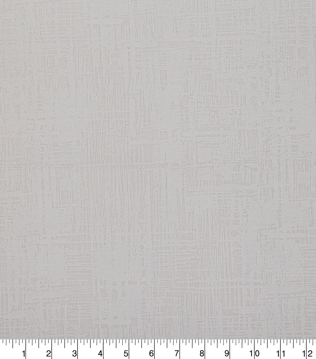 Wide Cotton Fabric 108\u0022-White Crosshatch
