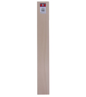 "Basswood 24"" Sheets-15PK/3/32""x3"""