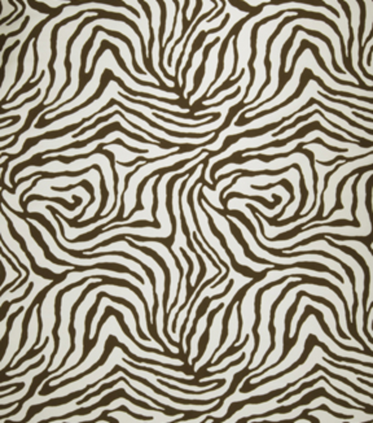 Home Decor 8\u0022x8\u0022 Fabric Swatch-Eaton Square Zebra Crossing-Pebble  Animal