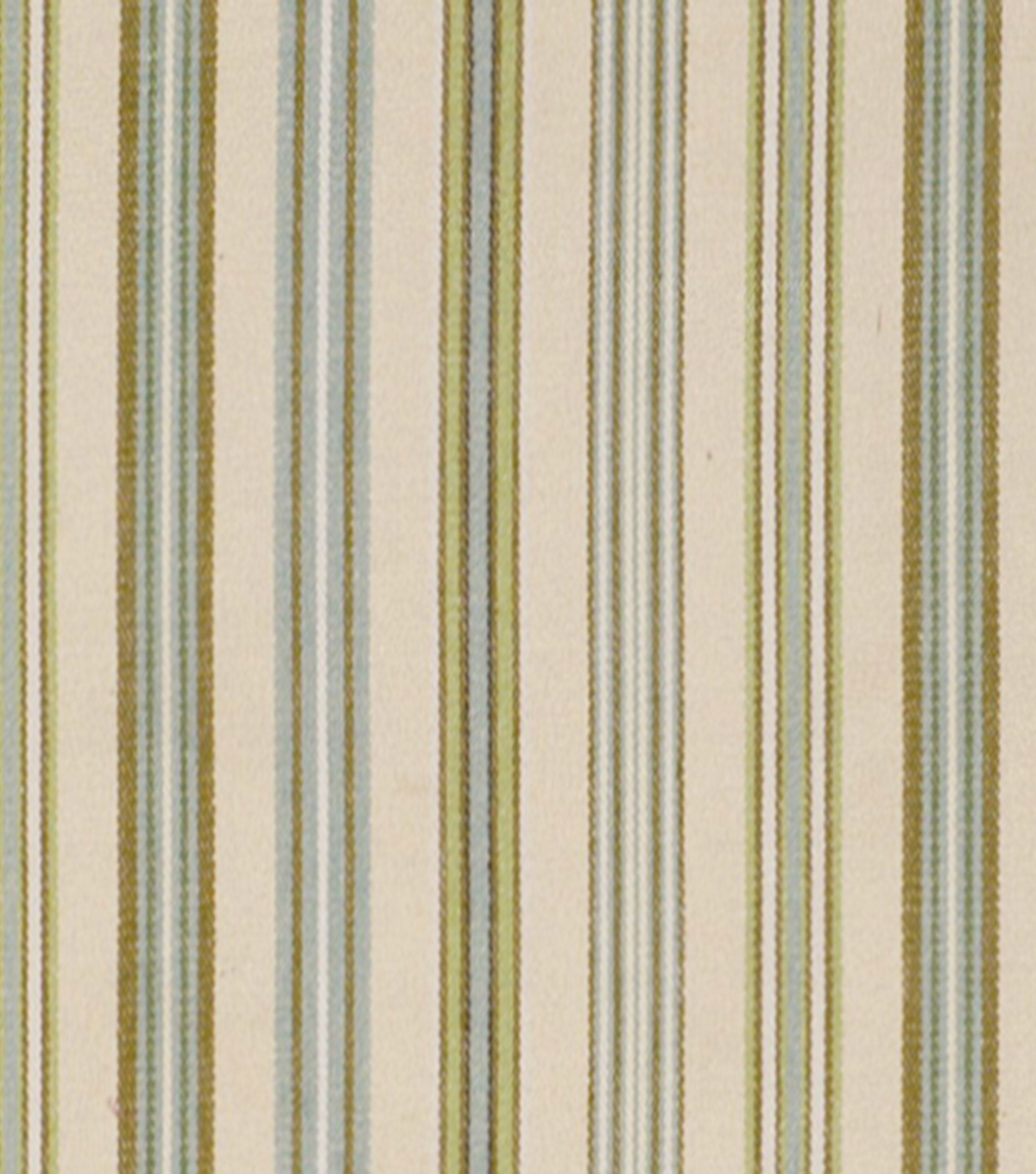 Home Decor 8\u0022x8\u0022 Fabric Swatch-Robert Allen Dune Stripe Seafoam