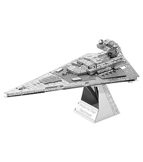 Star Wars Metal Earth Imperial Star Destroyer