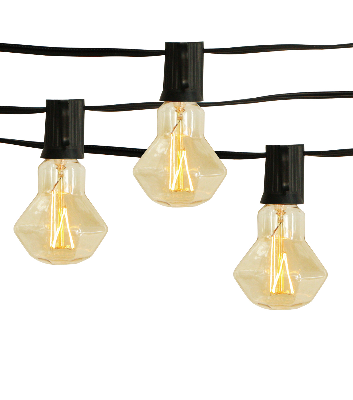 Hudson 43™ Candle & Light Collection Looped Filament String Lights