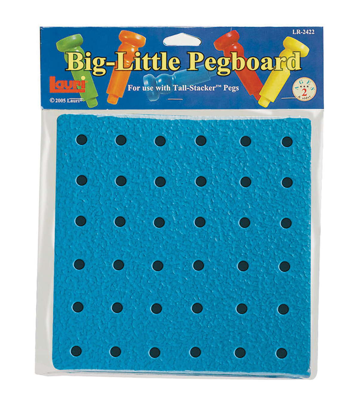 Big-Little Pegboard 8\u0022-36 Holes