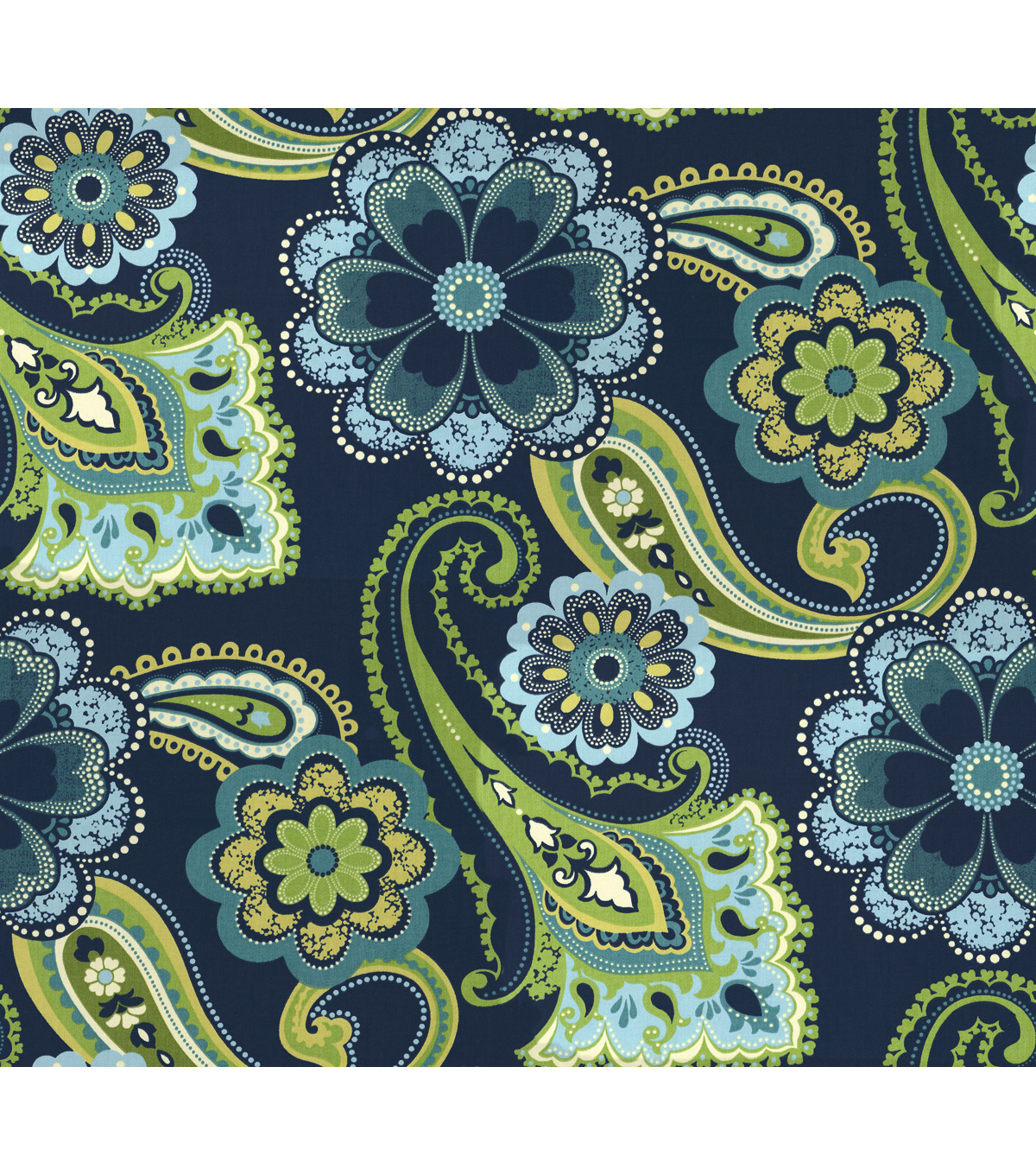 Better Homes & Gardens Print Fabric 54\u0022-Amalya Opal