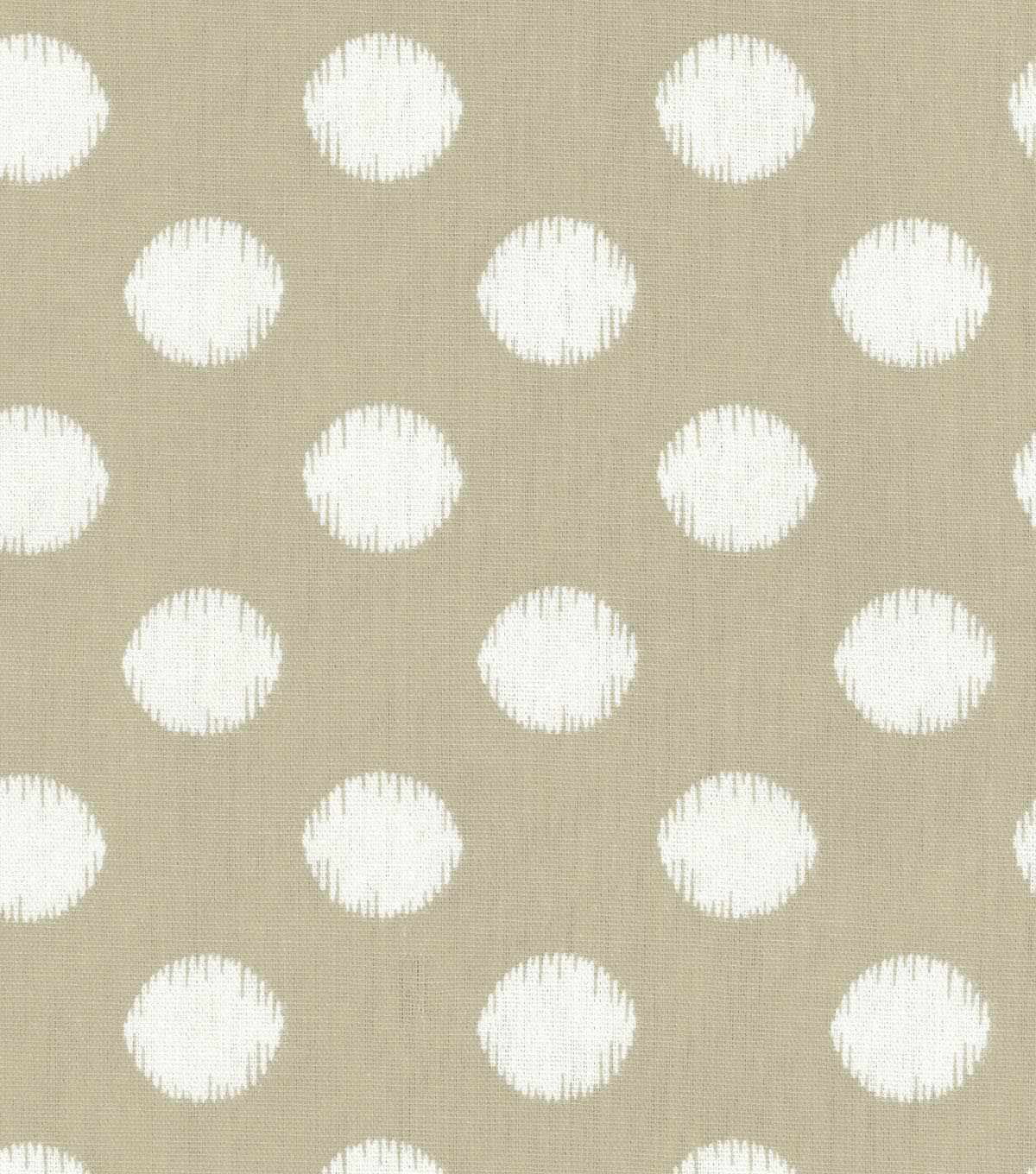 "Home Essentials Print Fabric 45""-Solar Spot Linen"