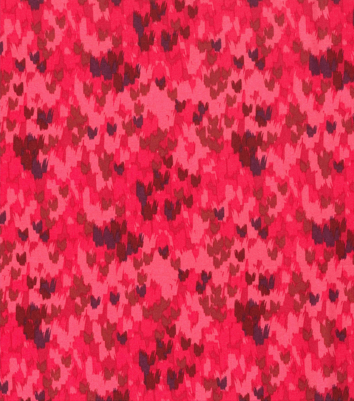 Keepsake Calico™ Cotton Fabric 43\u0022-Multi Red Abstract Blender