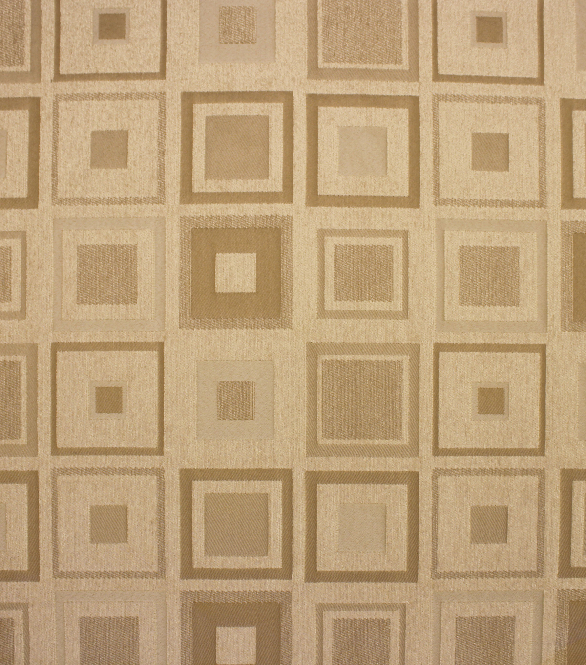 "Home Decor 8""x8"" Fabric Swatch-Upholstery Fabric Barrow M6131-5804 Alabaster"