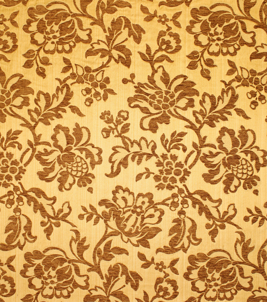 "Home Decor 8""x8"" Fabric Swatch-Upholstery Fabric Barrow M7352 5146 Gild"