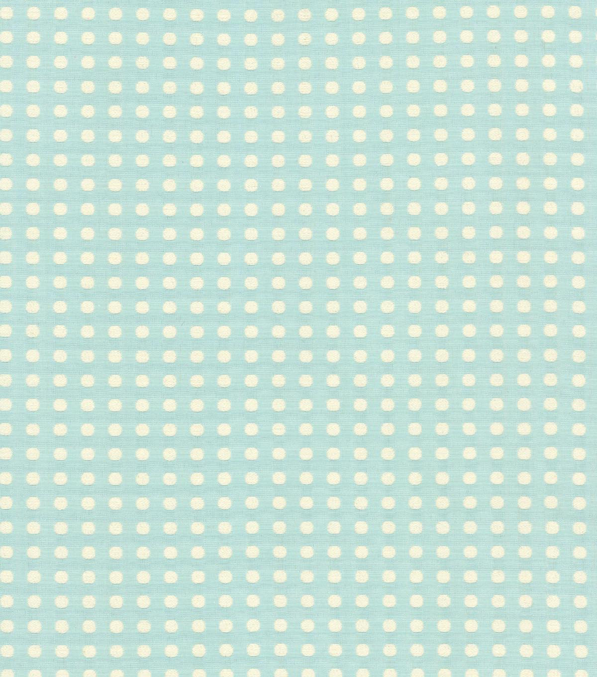Waverly Upholstery Fabric 56\u0022-Button Up/Moonstone