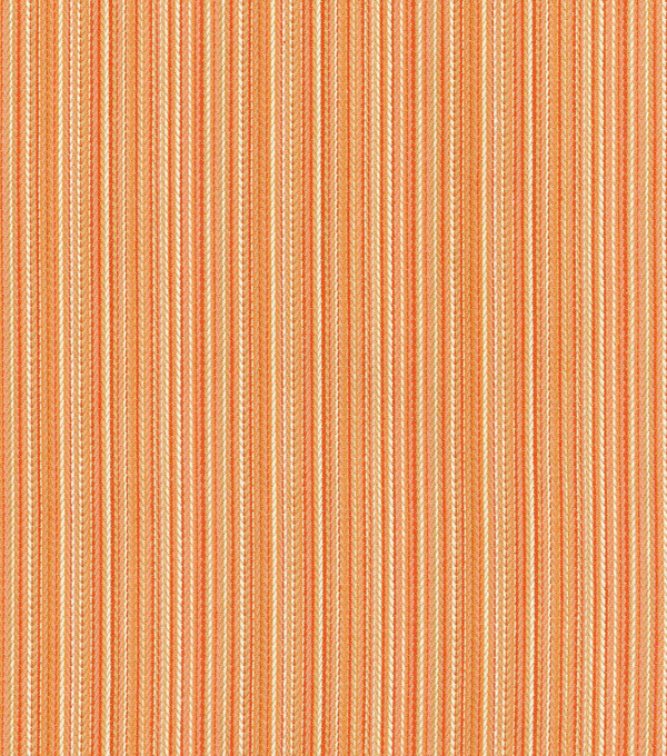 Waverly Upholstery Fabric 54\u0022-Cozy Up Stripe/Persimmon