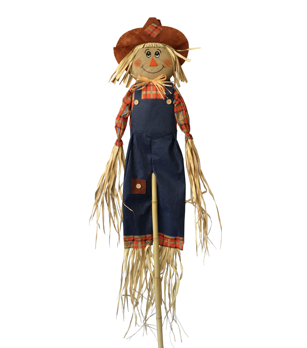 Maker's Halloween 60'' Boy Fall Scarecrow
