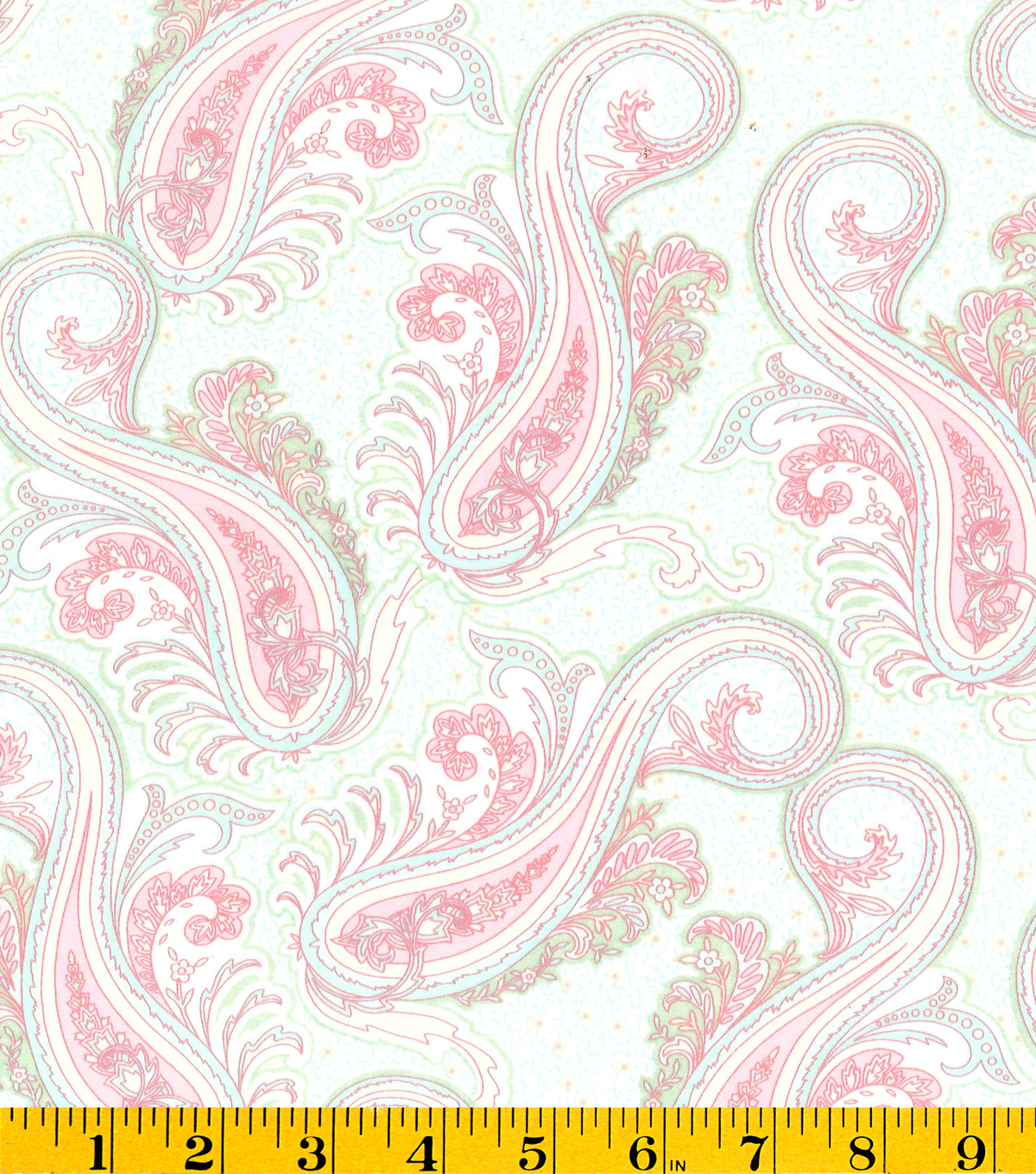 Keepsake Calico™ Cotton Fabric-Bed&Breakfast Paisley