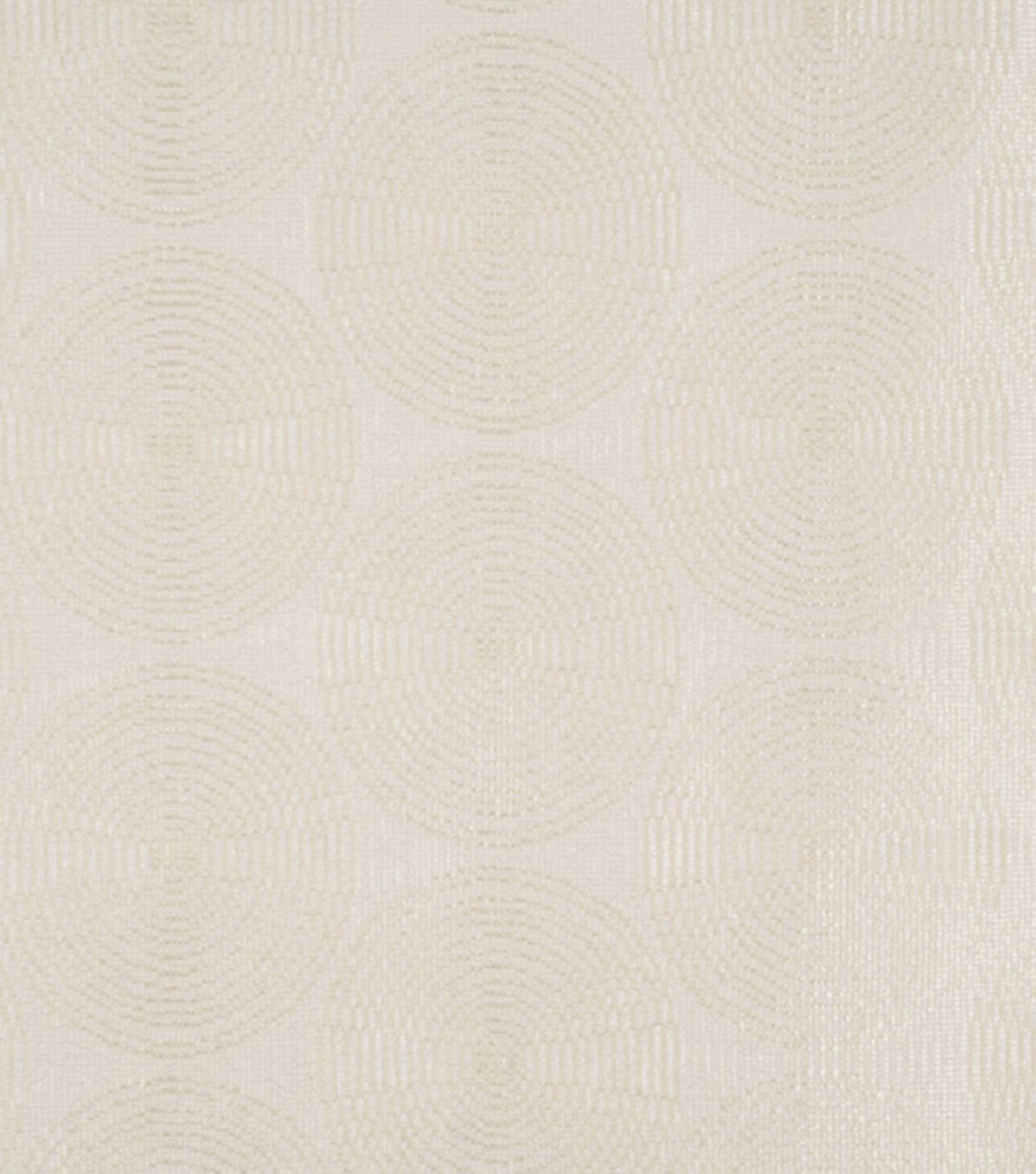 "Home Decor 8""x8"" Fabric Swatch-Eaton Square Detail   Linen"
