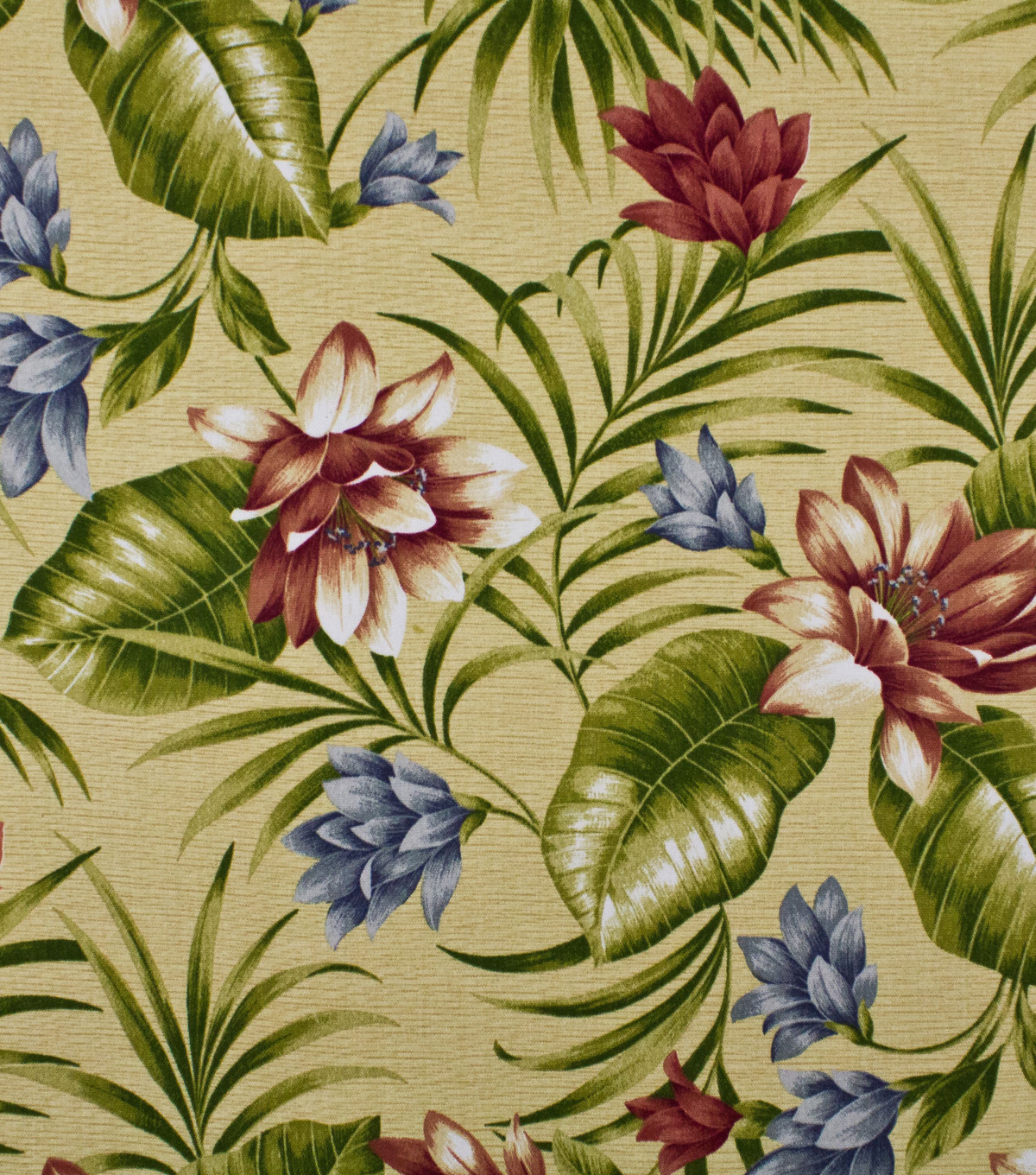 Home Decor Print Fabric 54\u0022 Solarium Siesta Key Garden