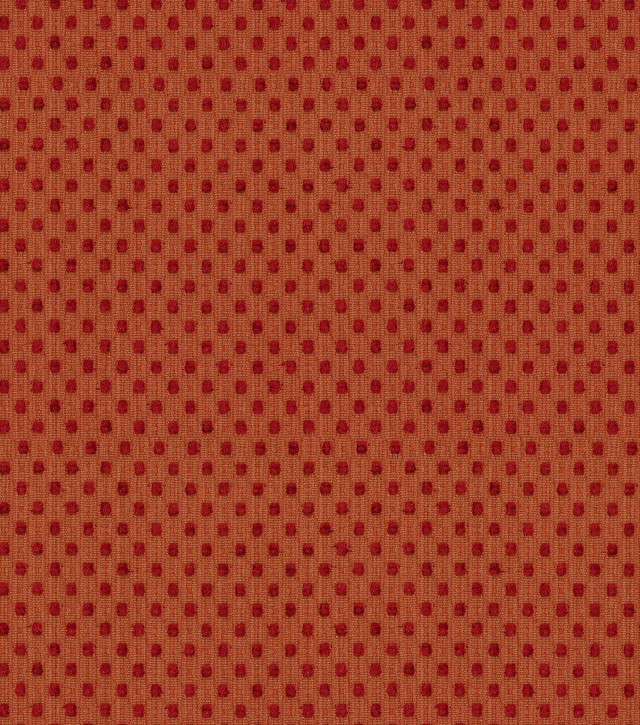 Waverly Upholstery Fabric 54\u0022-Prussian Dot Ruby