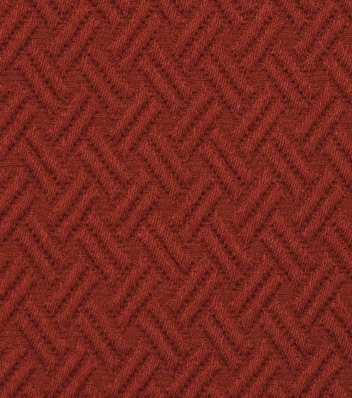 "Jaclyn Smith Upholstery Fabric 54""-Lane /Crimson"