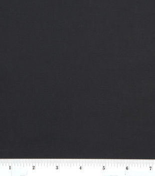 Apparel Lining Stretch Fabric 59\u0022-Anti-Static Black