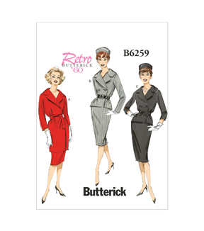 Butterick Pattern B6259-E50 Misses\u0027 Jacket, Skirt and Belt-14-16-18-20-22