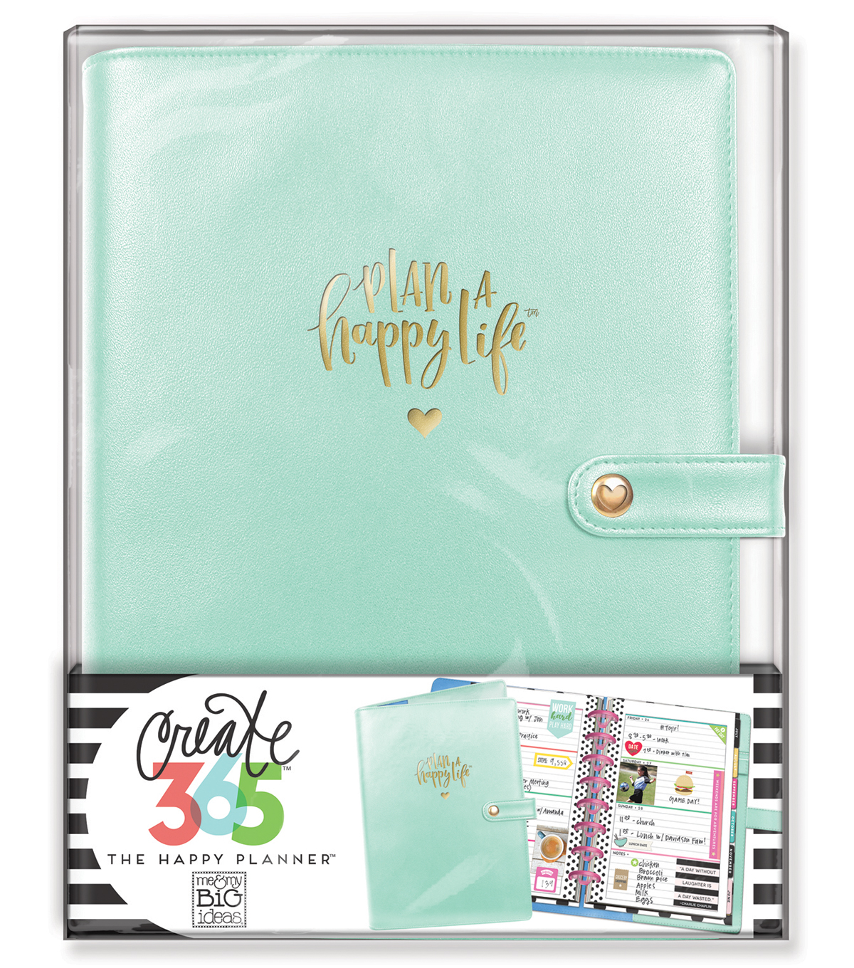 Create 365 The Happy Planner™ Mini Deluxe Cover-Mint