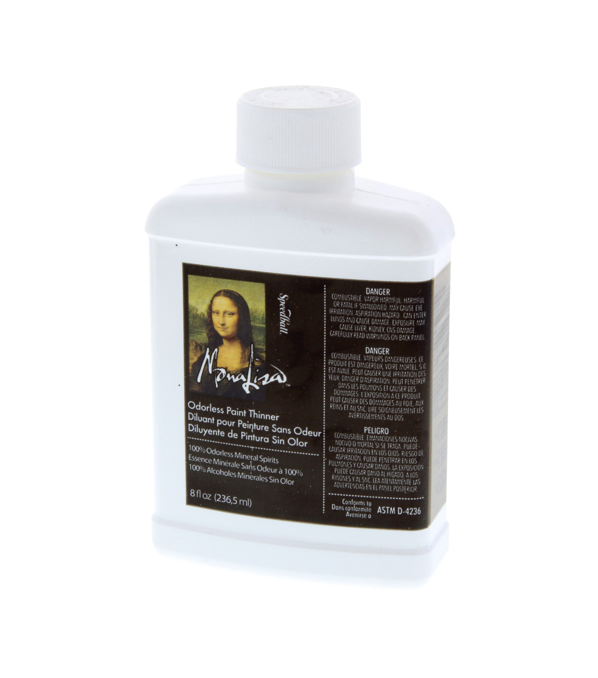 Mona Lisa Odorless Paint Thinner-8oz