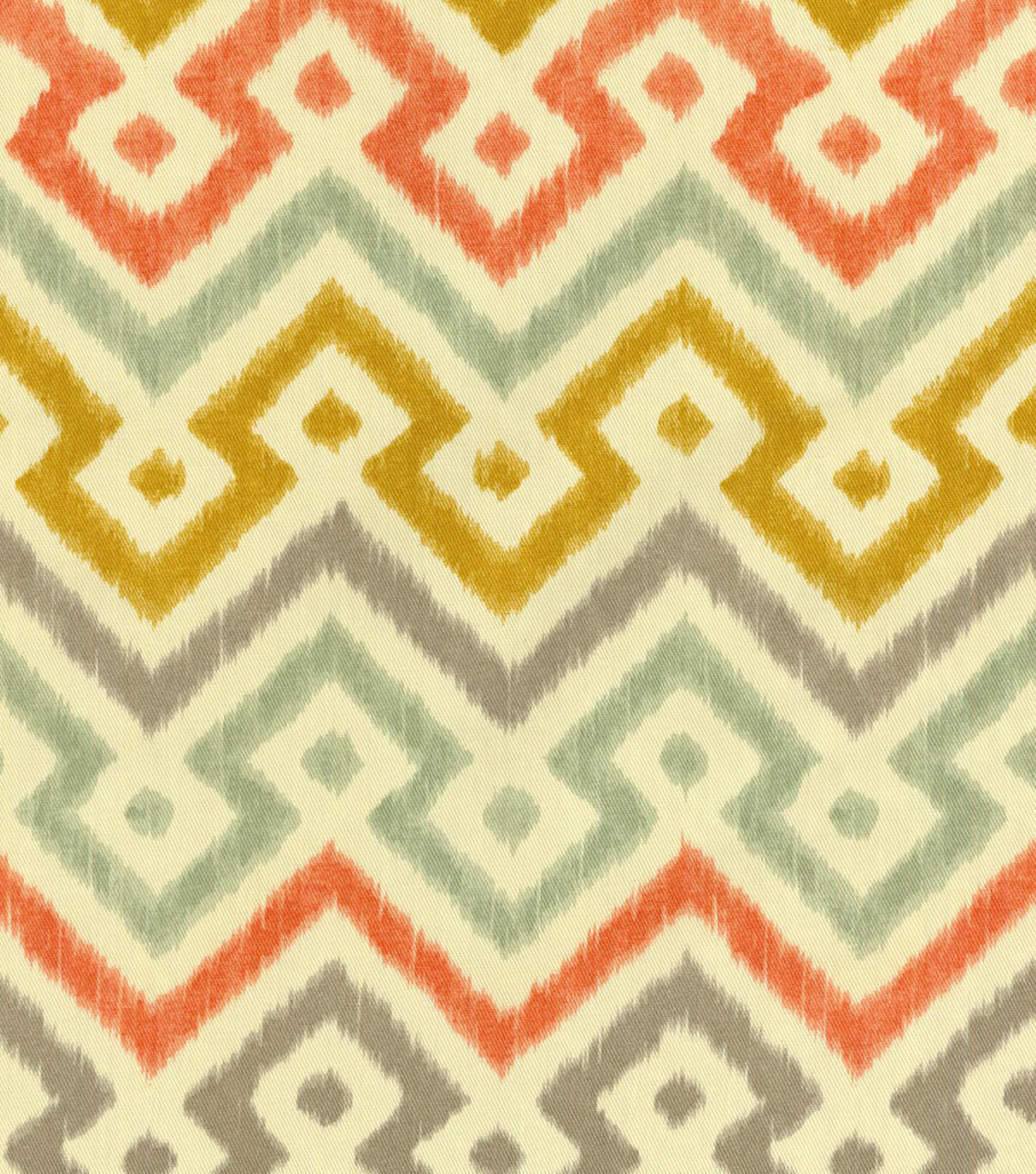 Waverly Upholstery Fabric 54\u0022-Painted Meadow/Nectar