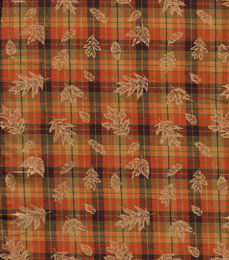Harvest Cotton Fabric 43\u0022-Harvest Homespun