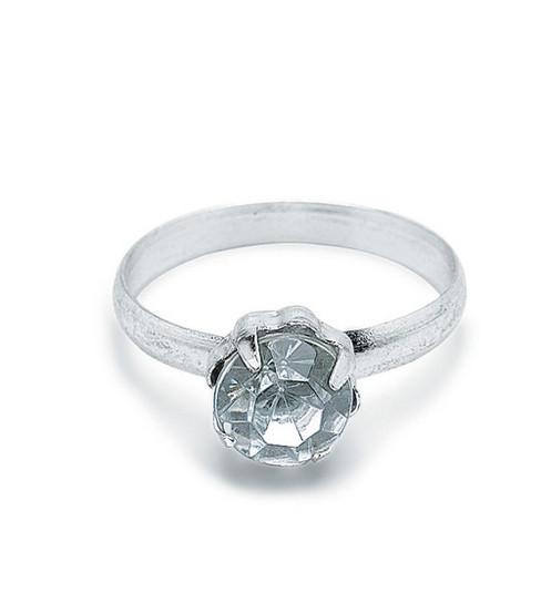 wilton 12pk 75u0022 engagement rings favors - Plastic Wedding Rings