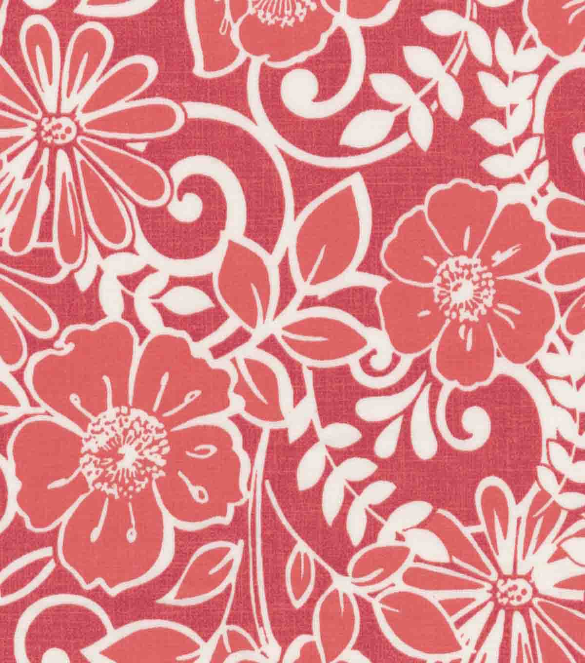 Keepsake Calico™ Cotton Fabric 44\u0027\u0027-Lettsworth Begonia