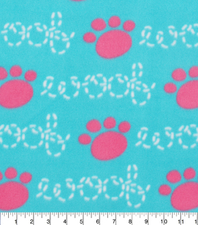 Blizzard Fleece Fabric-Woof