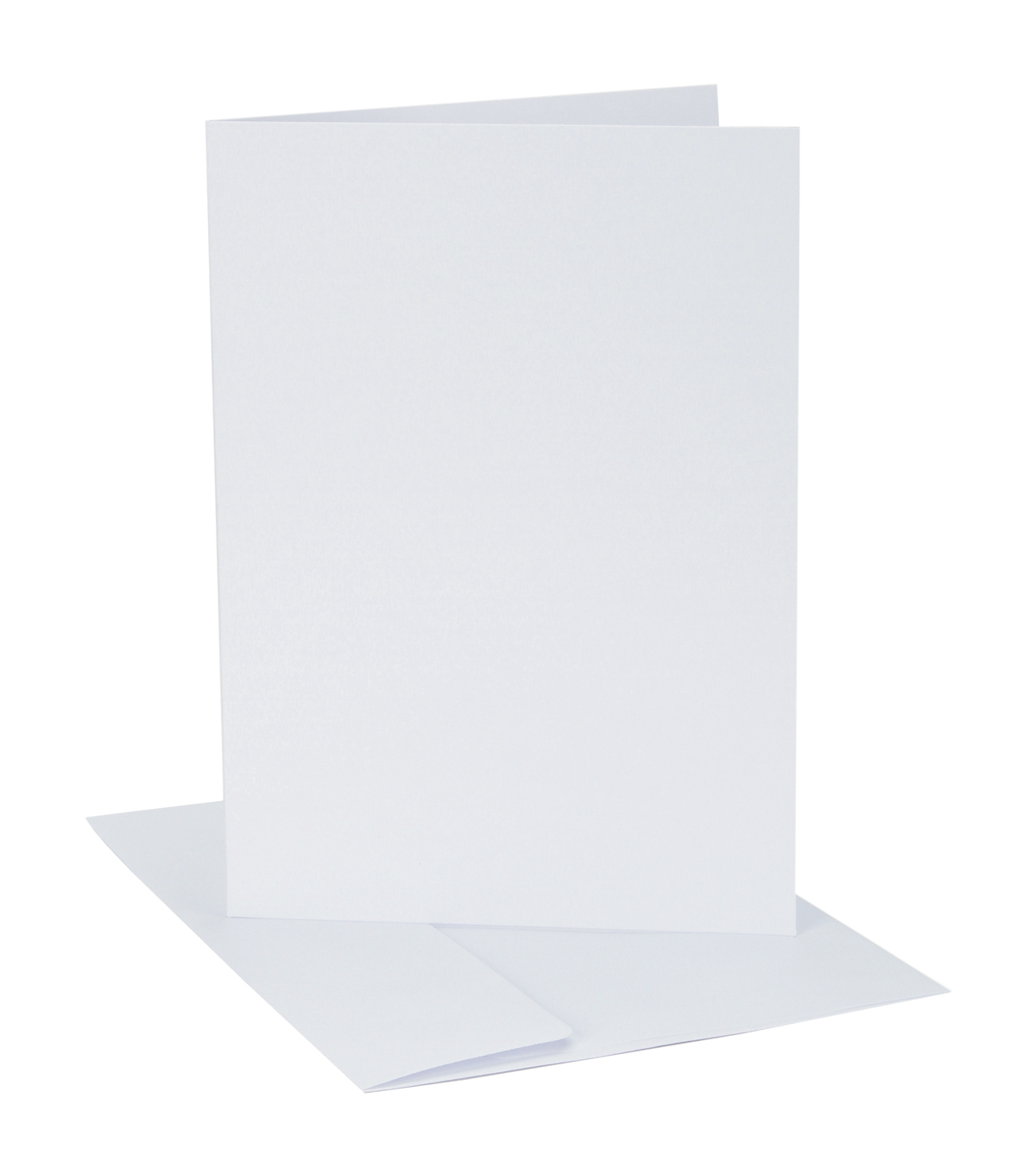 Core\u0027dinations Card/Envelopes:  A1 White; 12 pack