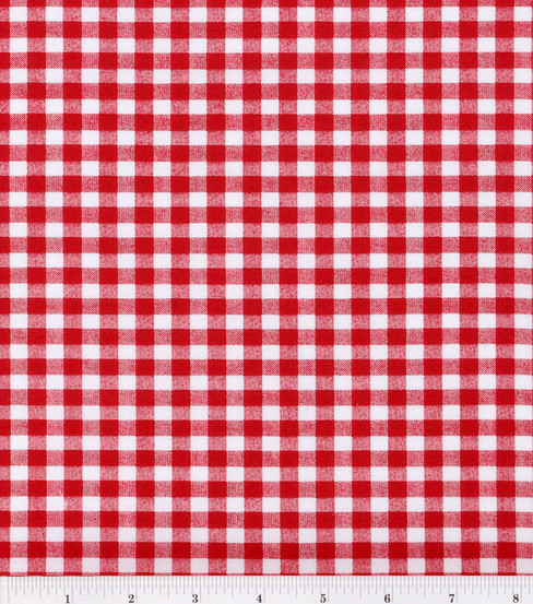 "Keepsake Calico™ Cotton Fabric 44""-Large Check"